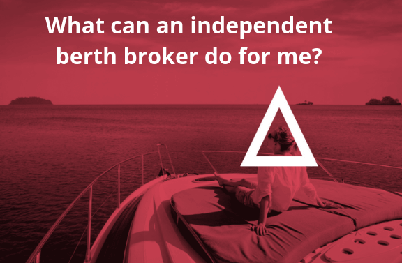 What can an independent berth broker do for me?