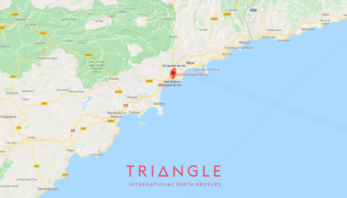https://triangleberthbrokers.com/wp-content/uploads/2019/11/Port-Saint-Laurent-Du-Var-Google-Map.png