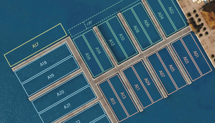 Christophe Harbour map image