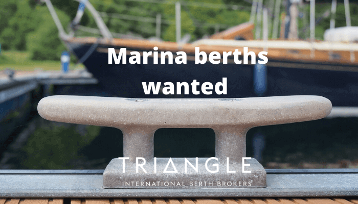 13m berth wanted in Palma, Mallorca map image